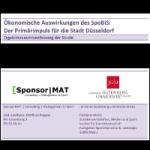 Ökonomische Auswirkungen des SpoBiS: Der Primärimpuls für die Stadt Düsseldorf
